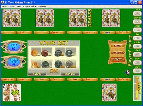 Poker pe 5 carti online
