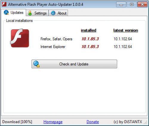 Adobe Flash Player Update Windows 8 Download