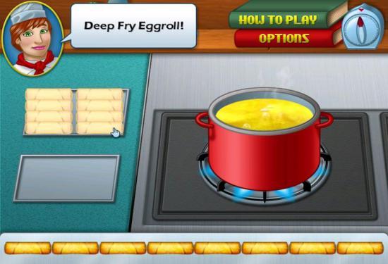 cooking acadamy