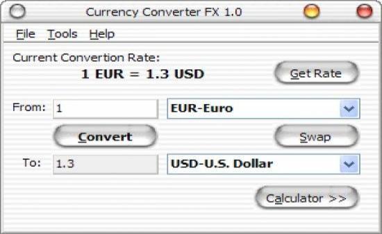 Fx money converter