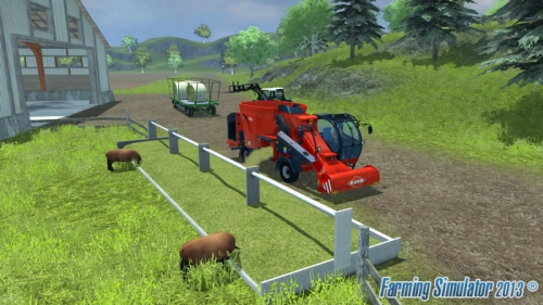 Farming Simulator 2013 1.0.0.1
