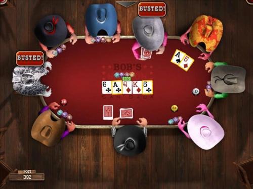Poker cu fete gratis