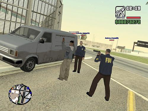 San Andreas: Multiplayer Mod 0.3c R3