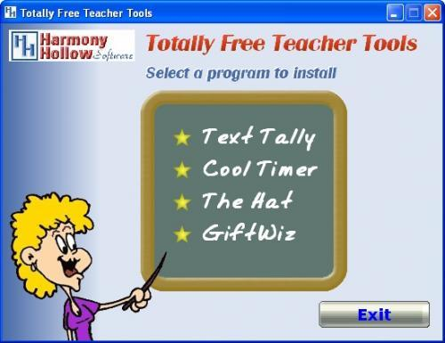 Totally Free Teacher Tools