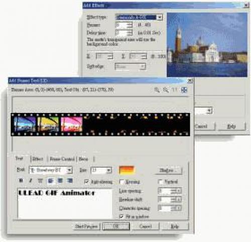 Alternatives to Bannershop GIF Animator.