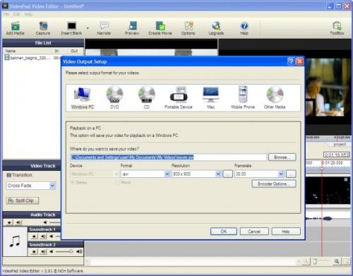 Download programe editare video.