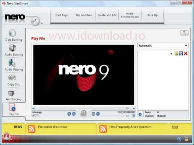 Download Nero 9 Free