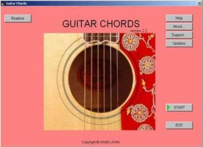Download Guitar Chords 2.2