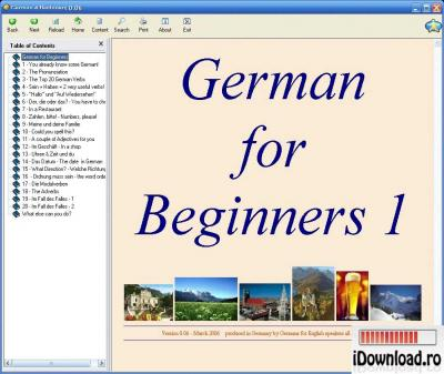 German for Beginners 0.04