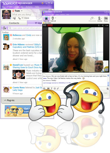 Download Yahoo! Messenger 10