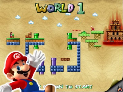 Download Super Mario Bros. X
