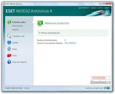 Download NOD32 Antivirus 4