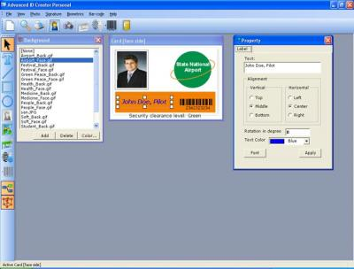 Advanced ID Creator Personal 8.00.54