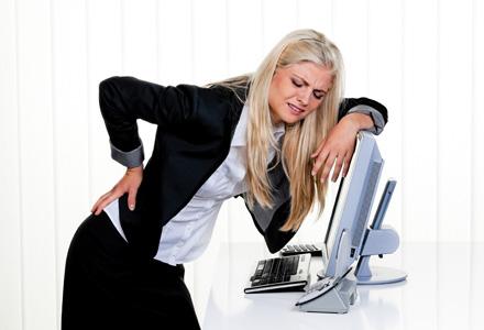 Amigdalita ?i dureri de spate