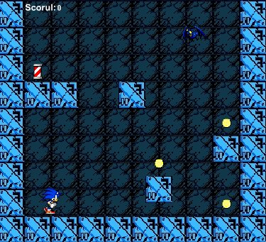 Sonic - Jocuri Aventura