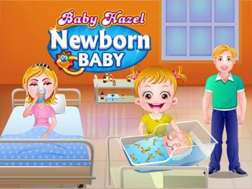 Baby Hazel New Born Baby