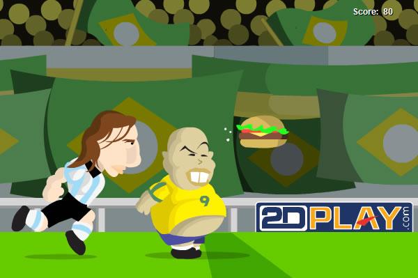 Ronaldo - Jocuri Sport