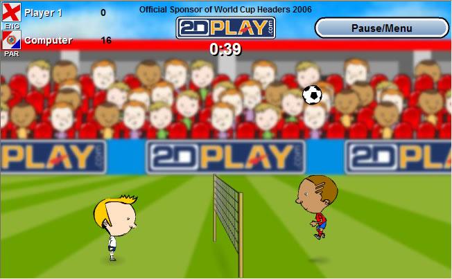 Fotbal cu Capu - Jocuri Sport
