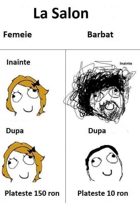 diferență de vedere între femei și bărbați