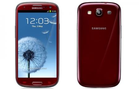 Samsung i9300 Galaxy S3 Garnet Red 16 GBElectronice