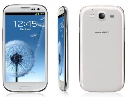 Samsung i9300 Galaxy S3 White 16 GBElectronice