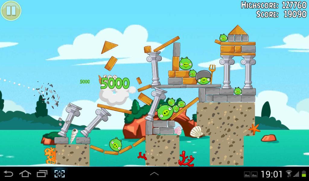 Angry Birds Seasons Piglantis Review 30 De Nivele Noi Si